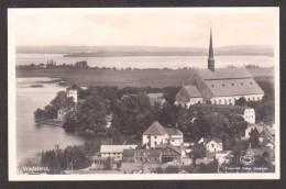 SN78) Wadstena / Vadstena - Real Photo Postcard - Sweden