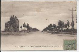 ROUBAIX - Grand Boulevard Lille-Roubaix - Tramway - Roubaix