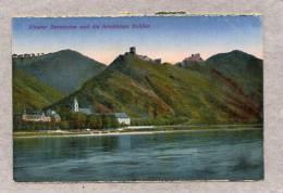 30762   Germania,   Kloster  Bornhofen  Und  Die  Feindlichen  Bruder,  NV - Germania