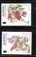 Alderney 1997 Fauna And Flora MNH - Alderney