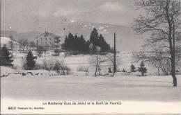 L 454 - Le Rocheray (Lac De Joux) Et La Dent De Vaulion - VD Vaud
