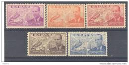 ES880-19371TPO.Spain Espagne AUTOGIRO.Ingeniero. LA CIERVA   (Ed 880/4**) Sin Charnela. MUY BONITO . OCASION - Profesiones