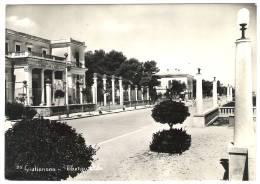 GIULIANOVA TERAMO ALBERGO LIDO 1957 - Teramo