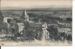 GRAVILLE SAINTE HONORINE - L'Abbaye - France