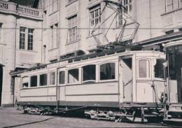 Chemin De Fer, Trains Du Canton Appenzell Et St Gall St Gall Photo 1947 Retirage BVA 123.1 TB - AI Appenzell Rhodes-Intérieures