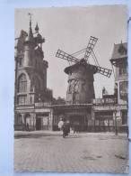 75 - Paris - Le Moulin Rouge En 1900 - Publicité Pharmaceutique - Scan Reto-verso - France