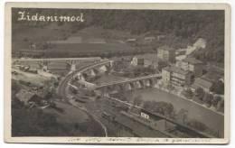 SLOVENIA - ZIDANI  MOST, Railway, Eisenbahn, 1930. - Slovenia
