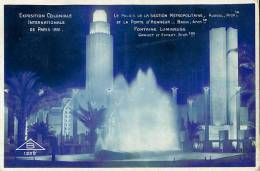 Exhibitions  Exposition Internationale   PARIS  1931. - Exhibitions