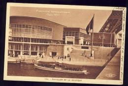 Exhibitions  Exposition Internationale   PARIS  1937.  Pavillon De La Belgique - Exhibitions