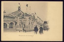 Exhibitions  Exposition Internationale   PARIS  1900.  Navigation De Commerce - Exhibitions