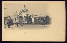Exhibitions  Exposition Internationale   PARIS  1900.  Metallurgie - Exhibitions