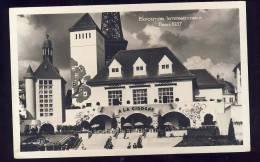 EXPOSITION   INTERNATIONALE  PARIS  1937. - Exhibitions