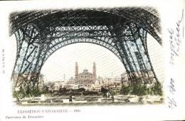 Exhibitions  Exposition Internationale   PARIS  1900.   Llitho - Exhibitions