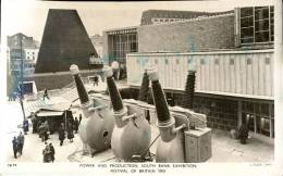 Exhibitions  Exposition Internationale  FESTIVAL OF BRITAIN  1951 - Exhibitions