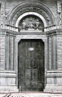 """Cartolina  D´epoca  """"  Bologna -  Porta Maggiore Della Basilica Di S. Petronio   """" - Bologna"""