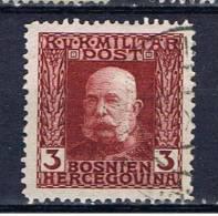 A BH+ Bosnien Herzegowina 1912 Mi 66 Kaiser Franz Josef - Bosnia And Herzegovina