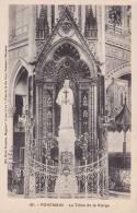 Pontmain - Le Trône De La Vierge - Pontmain