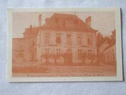 Watermael- Boisfort. Maison Haute. Publicité 16ème Fête De La Rose. Le 5 Octobre 1991. Parti Socialiste - Watermael-Boitsfort - Watermaal-Bosvoorde