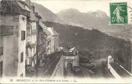BRIANCON  - 05 -  La Porte D'embrun Et Le Losain  Jl - Briancon