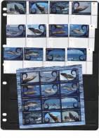 AITUTAKI,2012,WHALES,DOLP HINS,DEFINITIVES12v+  SHEETLET,  MNH, HIGH FACE VALUE, BEAUTIFUL! - Walvissen