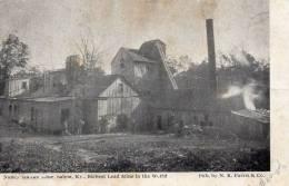Salem KY Nancy MIne Richest Lead Mine In The World 1900 Postcard - Verenigde Staten