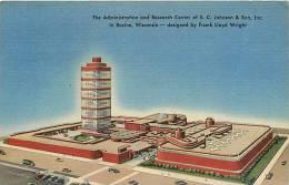 190879-Wisconsin, Racine, S.C. Johnson Administration & Research Center - Racine