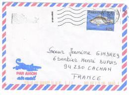VEND TIMBRE DU BURKINA FASO N° 1839 , SUR LETTRE , COTE : ?, !!!! (b) - Burkina Faso (1984-...)