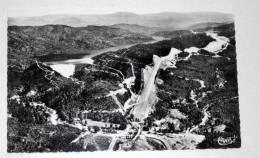 Frejus Avant La Catastrophe Rupture Du Barrage De Malpasset Var 83 Provence  - CPSM / CP Belle Vue Aérienne - Frejus