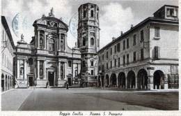 """Cartolina  D´epoca     """" Reggio Emilia - Piazza S.Prospero """" - Reggio Nell'Emilia"""