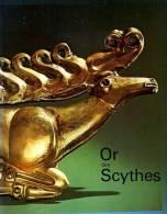 Or Des Scythes Tresors Des Musees Sovietiques Catalogue Grand Palais 1975 - Histoire