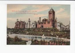 BRUXELLES / BRUSSEL / EXPO 1910 / URUGUAY ET FN HERSTAL - Wereldtentoonstellingen