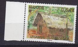 Mayotte. 2007 Habitat Traditionnel. - Mayote (1892-2011)