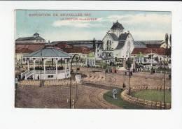 BRUXELLES / BRUSSEL / EXPO 1910 / ALLEMAGNE / DEUTSCHLAND - Wereldtentoonstellingen
