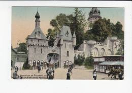 BRUXELLES / BRUSSEL / EXPO 1910 / BRUXELLES KERMESSE / ENTREE - Wereldtentoonstellingen
