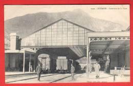 CPA: Modane (Savoie) Intérieur De La Gare (Editeur Pittier N°1090) - Modane