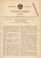 Original Patentschrift - E. Stefka In Rubengrube , Neurode , Grafsch. Glatz , 1898 , Bergbau , Fangwerkzeug Für Bohrloch - Werkzeuge