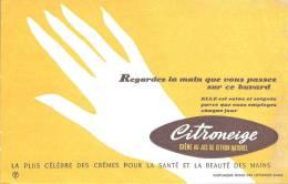 Buvard  Citroneige Creme Pour Les Mains Au Jus De Citron Naturel Parfumerie Neige Des Cevennes Paris - Parfums & Beauté