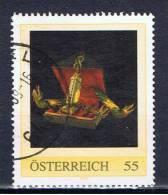 A Österreich 2009 Mi Xx Personalisierte Marke: Schatulle - Personalisierte Briefmarken