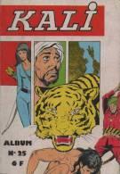 KALI ALBUM N° 25 ( 97 98 99 100 ) BE JEUNESSE ET VACANCES 10-1974 - Petit Format