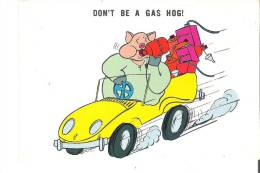 Don't Be A Gas Hog - Abide By These 10 Commandments - Voitures