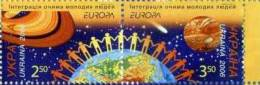 PIA - UCRAINA - 2006 : Europa - (Un 910-11 ) - 2006