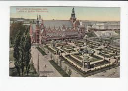BRUXELLES / BRUSSEL / EXPO 1910 / HOLLANDE / HOLLAND / NEDERLAND - Wereldtentoonstellingen