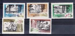 RUSSIE - 1967 - N°3299/3303** COTE 4.00€ - 1923-1991 URSS