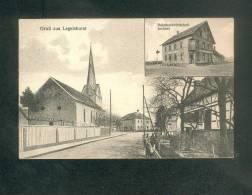Allemagne AK - Grüss Aus LEGELSHURST ( Bahnhofswirtschaft  Cachet Ferroviaire  Bahnpost Zug 659 Ed. Kurt Görtz 1430) - Germany