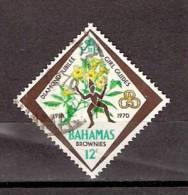 Bahamas 1970 / Mi 304 - Girl Guides - Used (o) - Bahamas (1973-...)
