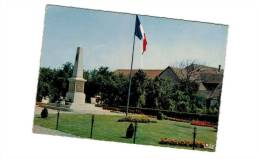 Gerstheim - Monument Aux Morts - France