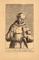 Religions - Novembre ? - St-Jacques De La Marche - Zonder Classificatie