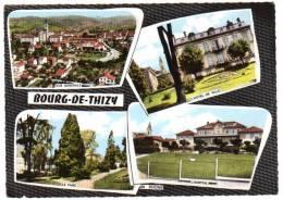 Bourg De Thizy - Multivues (Hôtel De Ville, Hopital, Parc, ...) - France