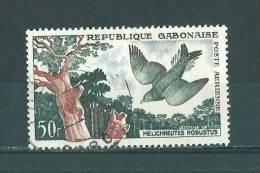 Gabon: PA 4 Oblit - Gabon (1960-...)