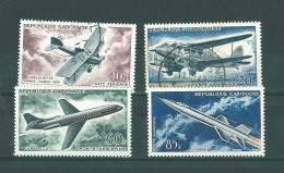 Gabon: PA  7/ 10 */ Oblit - Gabon (1960-...)